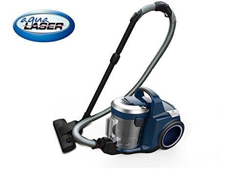 Aqua Laser Twin Jet - Aspiradora con filtro de agua/hepa/sin bolsa ...