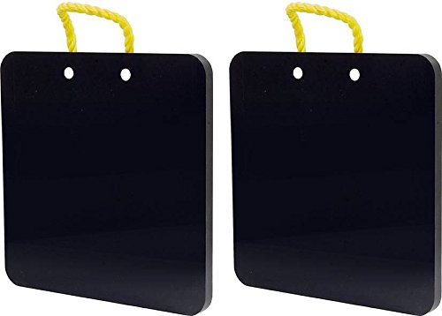 - Qty.2 (One Pair) Buyers Products OP24X24P-x2, Outrigger Pad for Crane, Wrecker, Tow Truck, Service Truck, Utility Body