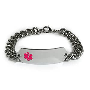 dnr bracelet do not resuscitate id alert bracelet 663