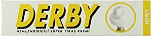 Derby Shaving Cream Lemon 100 Grams