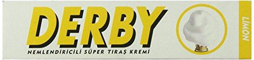 Derby Shaving Cream, Lemon, 100 grams