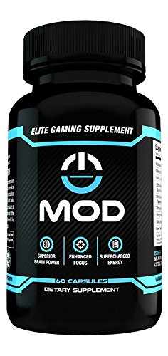 MOD Gaming Supplement Supports Teacrine product image
