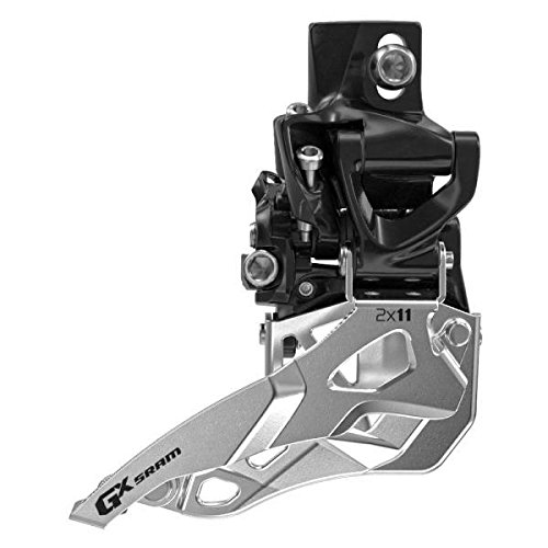 SRAM GX Bicycle Front Derailleur with 2 x 11 High Direct Mount Bottom Pull