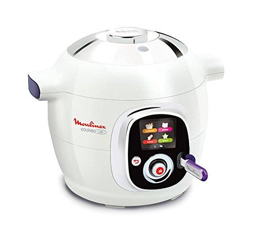 Moulinex CE702100 - Maquina para cocinar al vacío, 6 L, 1200 W,...