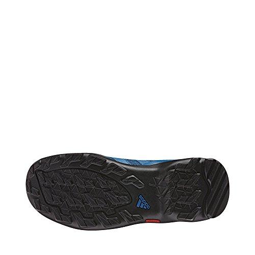 adidas Terrex Ax2r CF K, Zapatos de Senderismo Unisex Niños, Azul (Azubas/Azubas/Verene), 36 EU