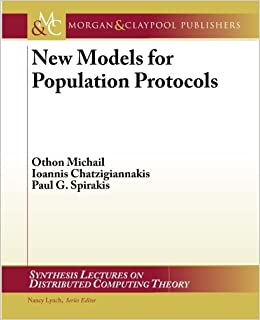 New Models for Population Protocols (Synthesis Lectures on Distributed Computing Theory)
