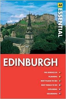 Book Essential Edinburgh (AA Essential Guide)