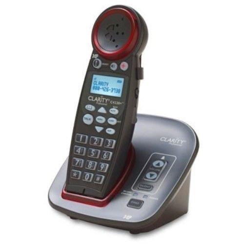 Enterprise Speakerphone - Clarity Professional C4220+ Extra Loud Cordless SpeakerPhone with Caller ID
