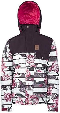 Protest Girls Ski Jacket PARINI JR 2K Breathability and Waterproof