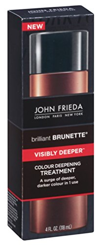 Two John Frieda Brilliant Brunette Visibly Deeper Colour Dee