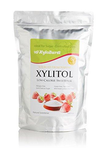 Xyloburst Xylitol Granules Bag Pounds product image