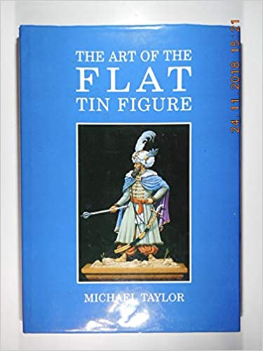 art of the flat tin figure modelling masterclass
