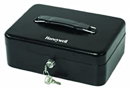 Honeywell 6112 Standard Steel Cash Box