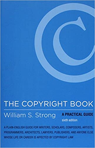 From Kotin Crabtree Strong Llp Fourth >> Amazon Com The Copyright Book A Practical Guide The Mit Press