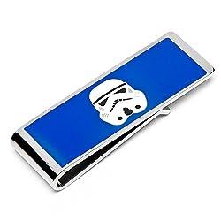 Star Wars Storm Trooper Money Clip Novelty 0 x 1in