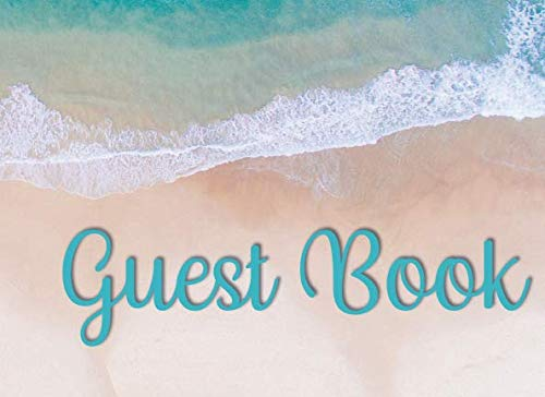 Guest Book: Perfect for Vacation Rental Property, and for sale  Delivered anywhere in USA