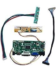 HDMI+DVI+VGA LCD Controller Inverter Board Kit for Panel LTN170X2-L02 1440X900