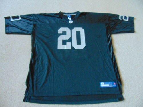 the latest 85803 2cc43 Oakland Raiders NFL American Football Jersey - McFadden #20 ...