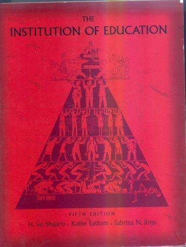 Institution of Education