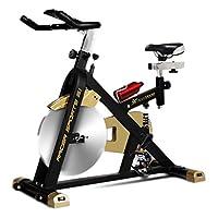 Fitness House Racer Sports Gold 2.1 Vélo Indoor Noir 21Kg