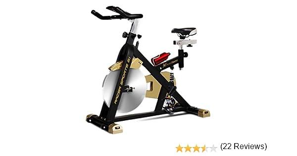 Fitness House Racer Sports Gold Bicicleta de Ciclismo Indoor ...