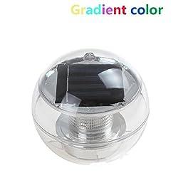 LtrottedJ NEW Solar Powered Retro Bulb String Lights For Garden Outdoor Fairy Summer Lamp