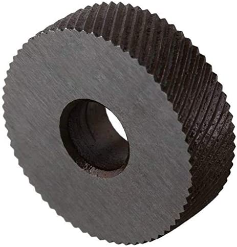 NO LOGO Rändelwerkzeug Doppelrad Knurling 0.6mm Rad Linear Pitch Knurling In Lathe Rändelwerkzeug Knurl for Lathe Lathe Gears Hob