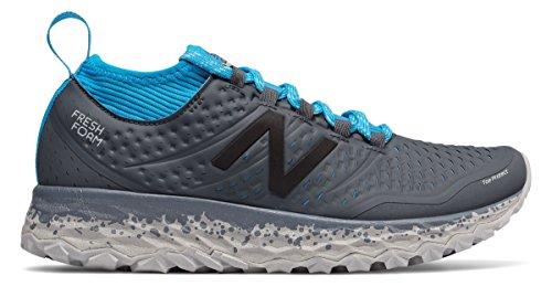 別々に不良品ベギン(ニューバランス) New Balance 靴?シューズ レディースアウトドア Fresh Foam Hierro v3 Thunder with Maldives Blue サンダー ブルー US 6 (23cm)