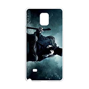 Happy Doctor Who Design Personalized Fashion High Quality Phone Case For Samsung Galaxy Note4