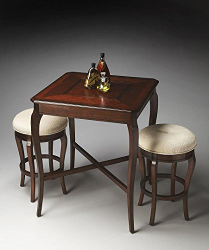 Butler Specialty Company Pub Game Table, Plantation Cherry - Cherry Finish Pub Game Table