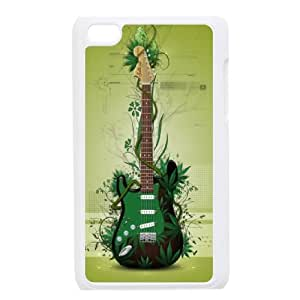 The Guitar CHA1056217 Phone Back Case Customized Art Print Design Hard Shell Protection Ipod Touch 4