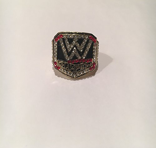 WWE CHAMPIONSHIP REPLICA RING by ONSALENOW