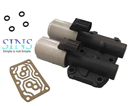 Honda CR-V Accord L4 Element Acura RSX TSX Transmission Dual Linear Solenoid 28260-PRP-014 - Casting by SINS