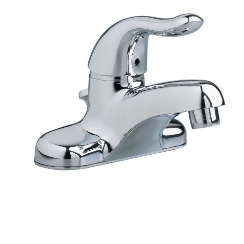 012611443930 - American Standard 8115F Cadet Centerset Bathroom Faucet with Speed Connect Technology carousel main 0