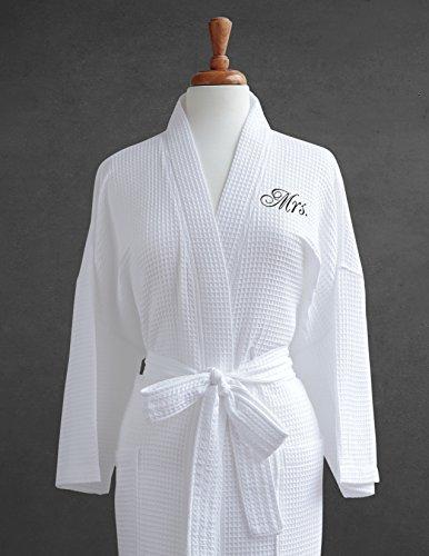 mr-mrs-couples-waffle-weave-bathrobe-set-100-egyptian-cotton-unisex-one-size-fits-most-spa-robe-luxu