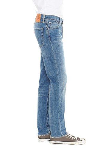 511 Levi's Slim Azul Hombre Fit Vaqueros para Rwx7PvqwAB