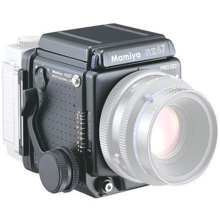 "Mamiya RZ67 Professional Pro II ""D"" Medium Format SLR Camera"