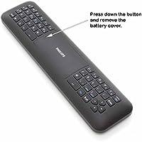 Universal mando a distancia para Philips Smart TV LCD LED de con 3d Ambilight y teclado – con dos 121 AV AAA pilas incluidas.: Amazon.es: Electrónica