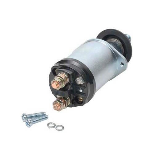 NEW 12V SOLENOID FITS LUCAS M45G FORD JAGUAR 60933104 76888 76906 76925 76940 76983 by Rareelectrical