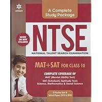 Study Guide NTSE (MAT + SAT) for Class 10th 2019-2020