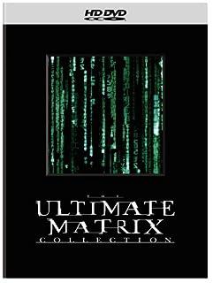 The Ultimate Matrix Collection [HD DVD] (B000OONTFU) | Amazon price tracker / tracking, Amazon price history charts, Amazon price watches, Amazon price drop alerts
