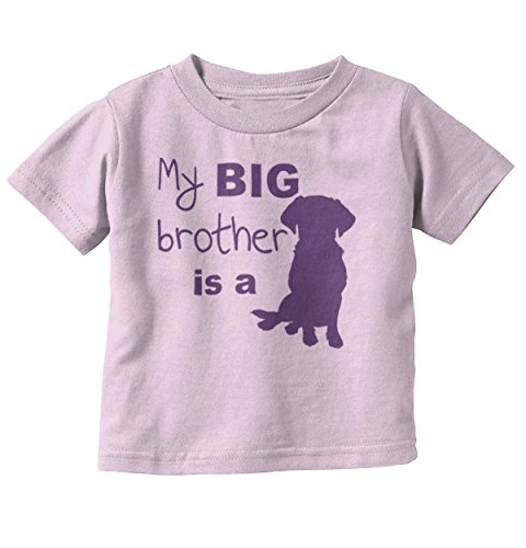 T-shirt Kennel - Big Brother Funny Shirt | Gift Animal Lover Newborn Baby Edgy Toddler Infant T