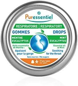 Puressentiel Throat drops 45g