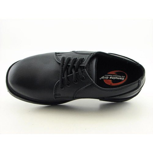 Slip Men's Grip Oxford Resistant Black Work Genuine Footwear qwtCRAC