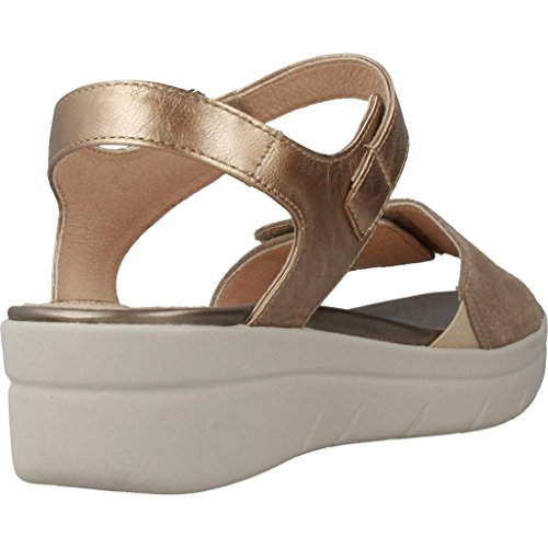 Sandals Model for Gold Slippers III Gold 2 Colour Slippers Women Aqua Brand and for Women Sandals and Gold Stonefly d1wRxd