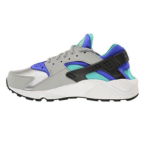 8df48db566b03 ... Amazon.com Nike Air Huarache Run Women s Shoes Wolf Grey Light Retro- Artisan  Men s Nike Air Huarache Shoes Wolf Grey Artisan Teal Persian Violet  ...