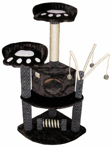 Go Pet Club Cat Tree Condo House, 35W x 24L