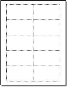 Amazon 80lb white blank business cards 250 sheets 2500 80lb white blank business cards 250 sheets 2500 business cards colourmoves