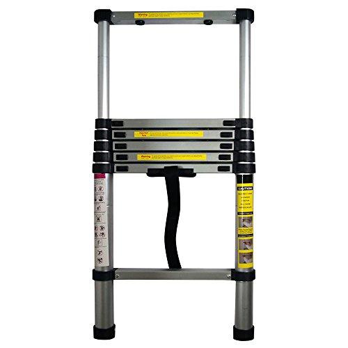Light Aluminium Step Ladder in US - 8