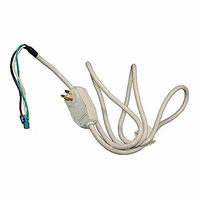 Frigidaire 5304476515 Air Conditioner Power Cord